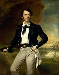 James Brooke, the White Rajah of Borneo