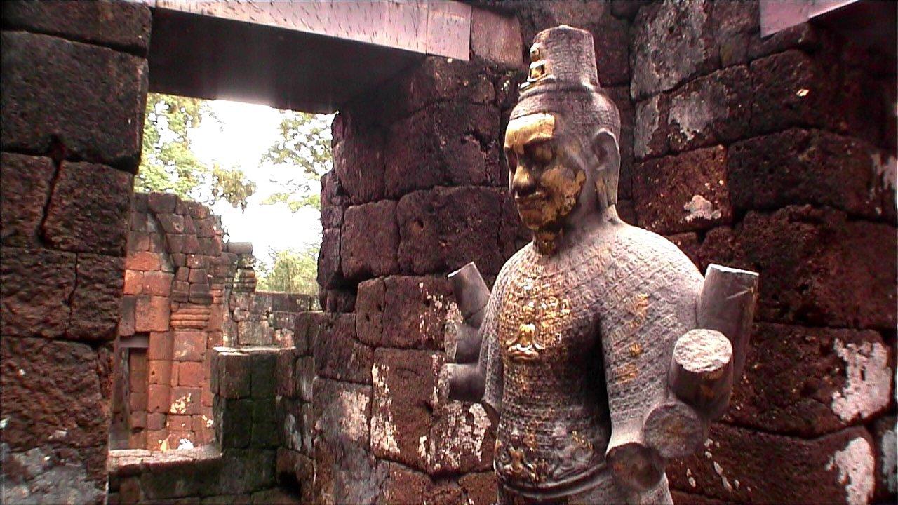 Khymer Temple Thailand