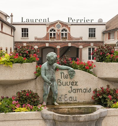 Laurent Perrrier Manequin Pis