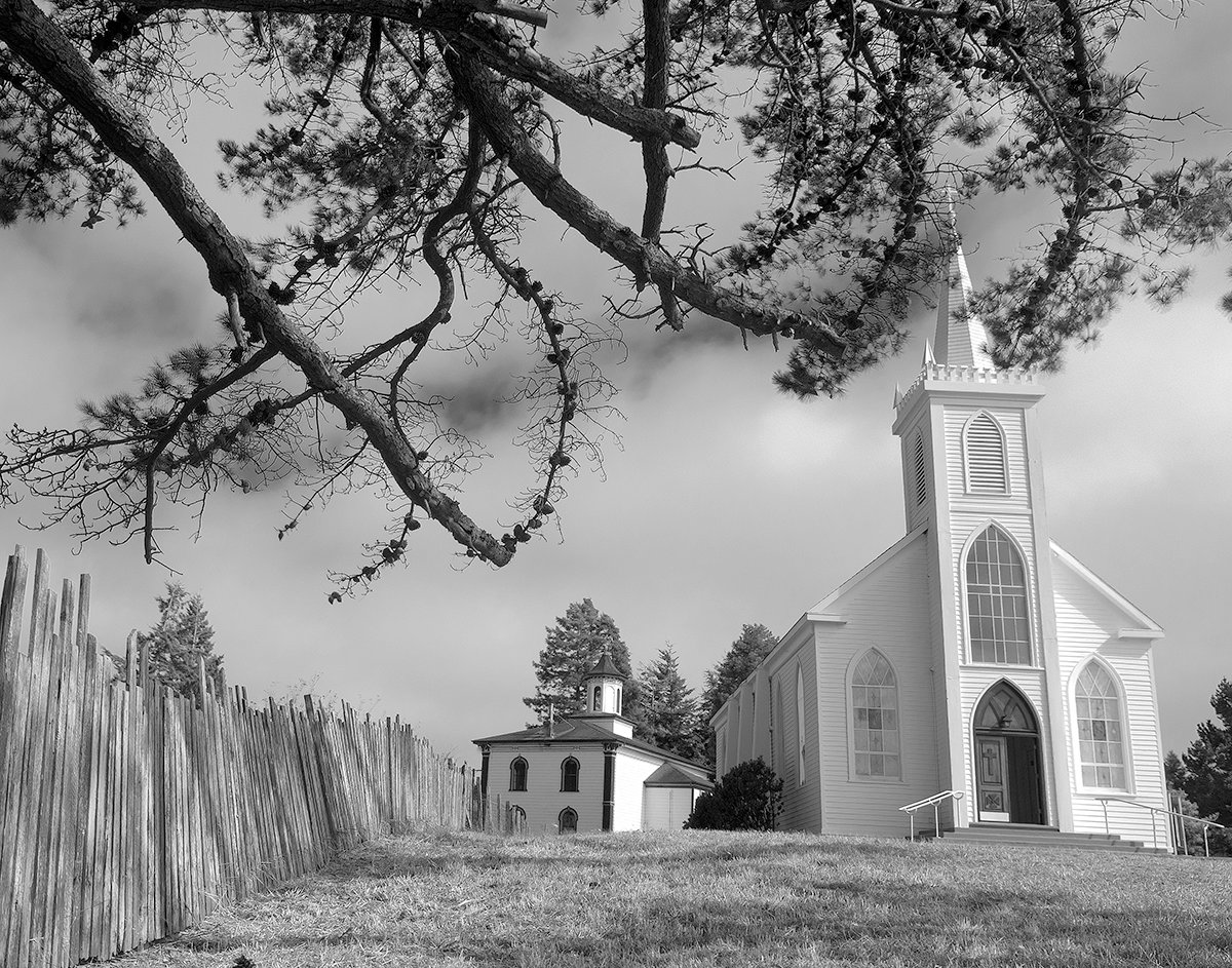 Bodega, CA Church Photo: Russell Johnson