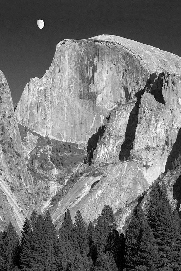 Half Dome, Yosemite - Photo: Russell Johnson