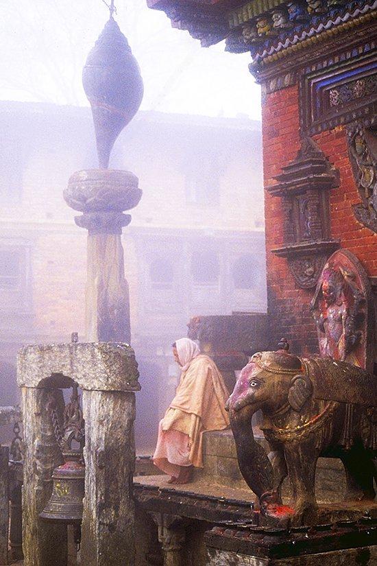 Temple, Changu Narayan, Nepal
