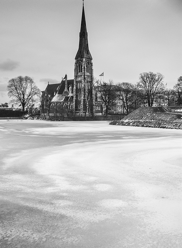 Church, Copenhagen, Denmark