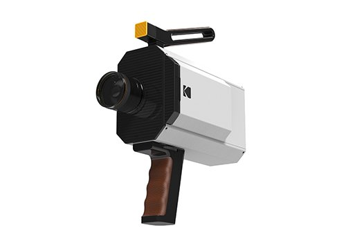 Kodak Super 8 Camera - Photo: Kodak
