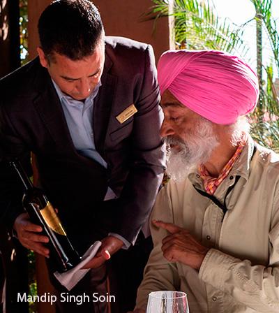 Mandip Singh Soin