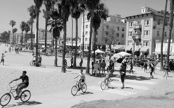 Venice, Caifornia Boardwalk