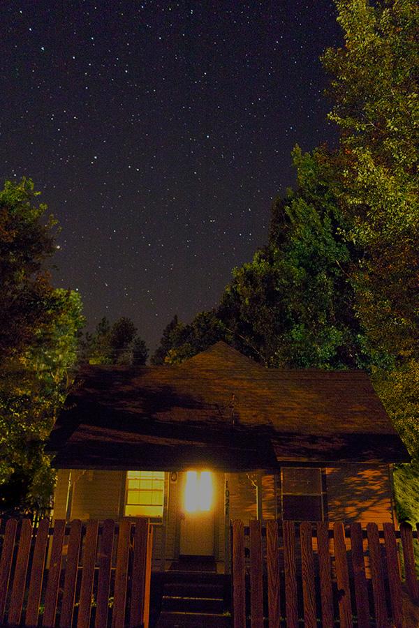 Shasta Cabin