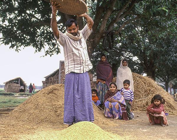 Family, Chitwan