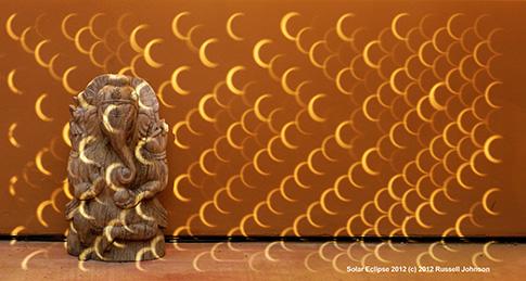 Eclipse 2012 Ganesha