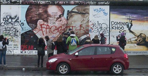 Art, Berlin Wall