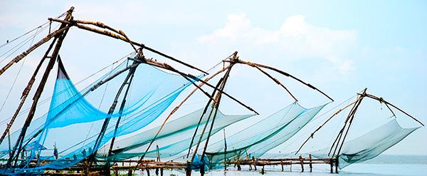 Kochin Fishing Nets