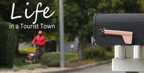 Lif eIn A Tourist Town: Sonoma, California