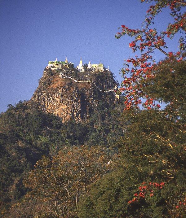 Mt. Popa - Burma, Myanmar
