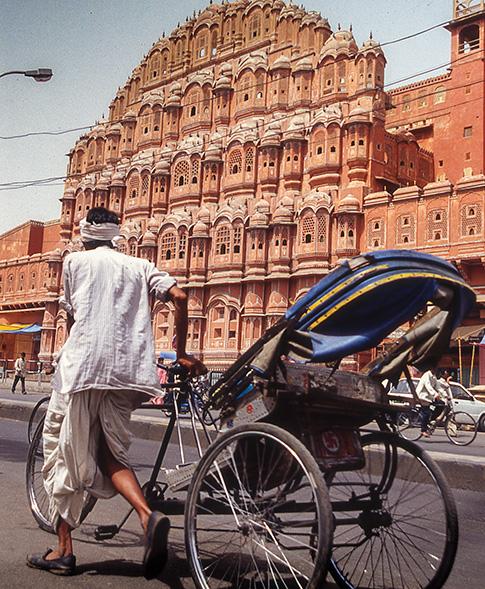 Palace, Jaipur, India