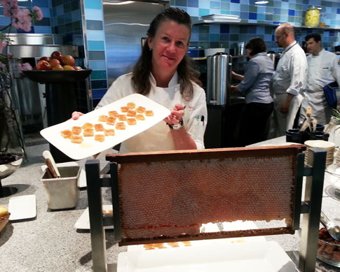 Exploratorium Exec Chef Loretta Keller Serves Sweet Fare