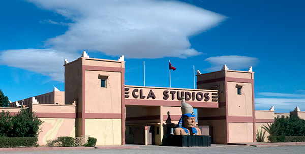 Moroccan Movie Studio