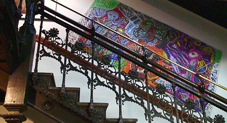 Chelsea Hotel Stairwell