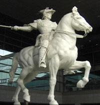 DaVinci Warrior