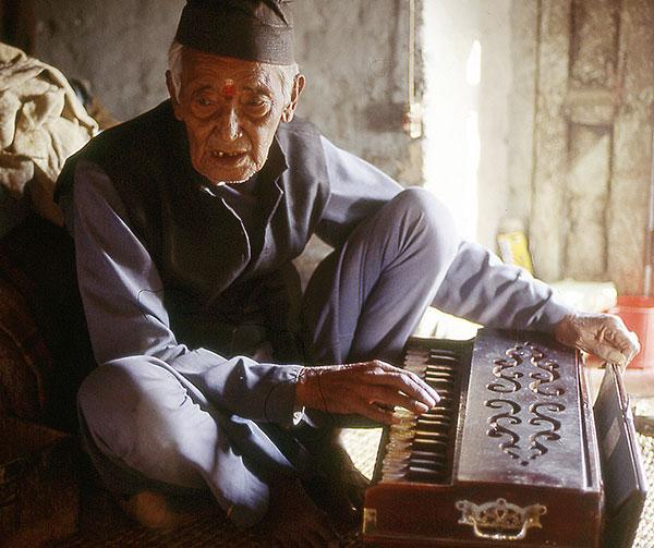 Musician, Changu Narayan