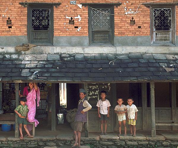 Family, Pokhara