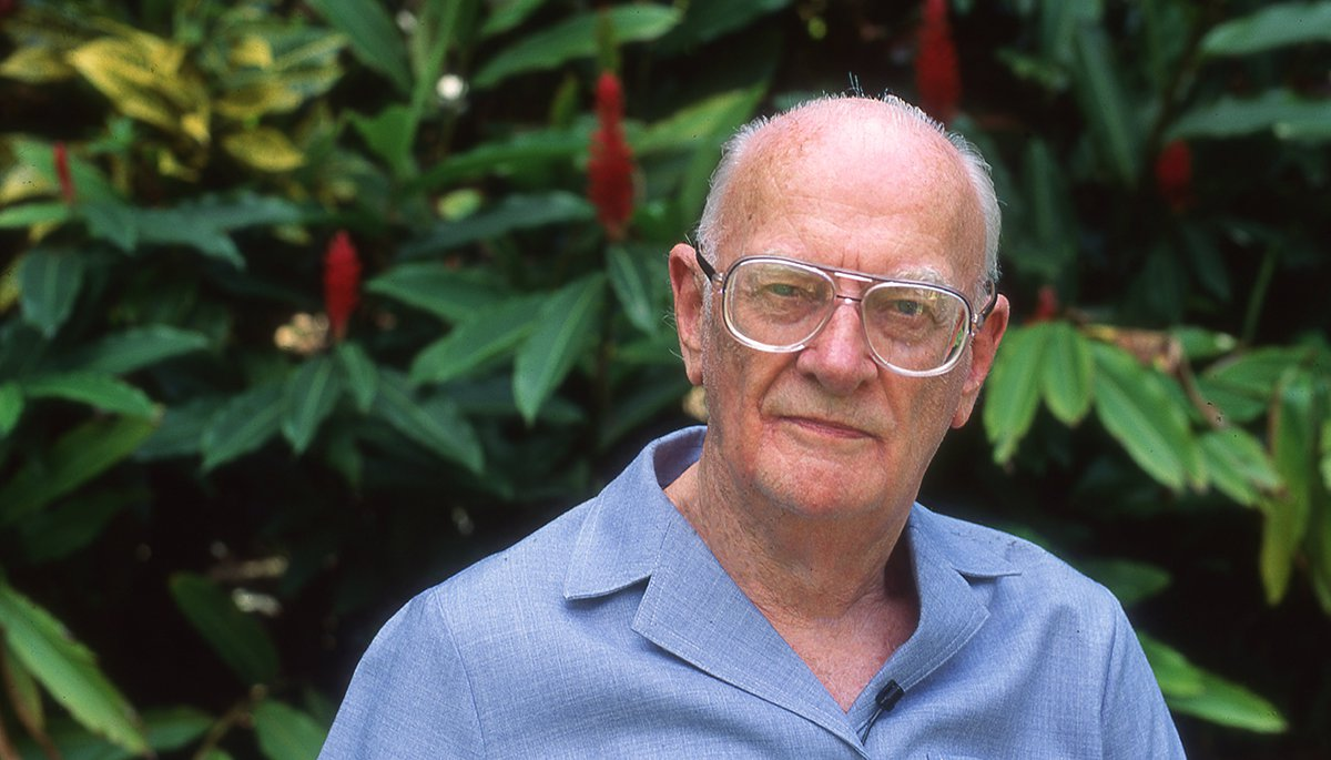 Celebrating Arthur C. Clarke 100th Birthday