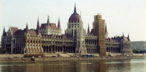 Budapest from the Danube