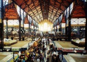 Budapest Iron Market