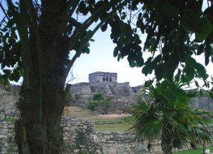 Tulum, Mexico Temple