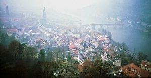 Heidelberg in November