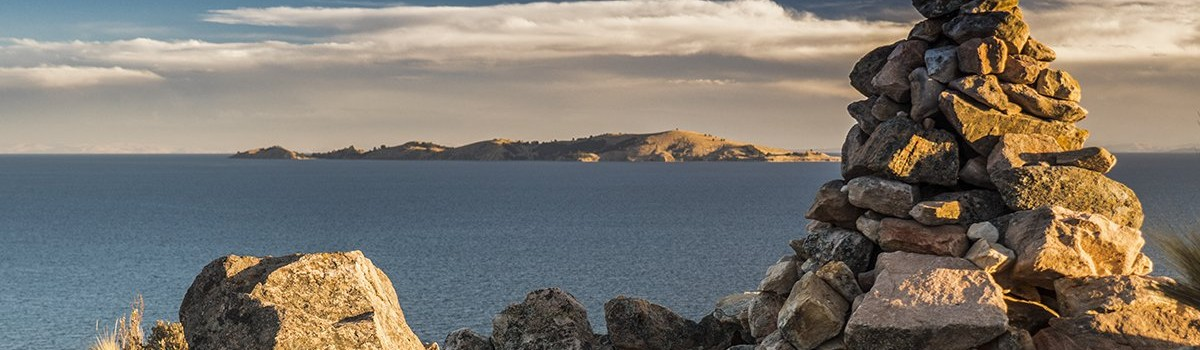 Heaven and Hell at Lake Titicaca