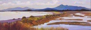 Painting San Francisco Bay Wetlands Restoration
