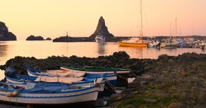 Acitrezza, Sicily Sunrise