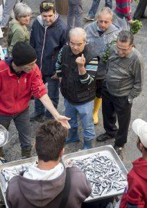 Catania, Sicily Fish Market