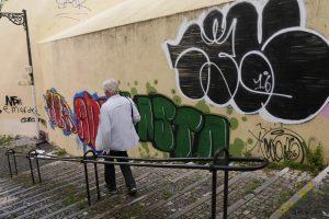 Caracol Graffiti, Lisbon