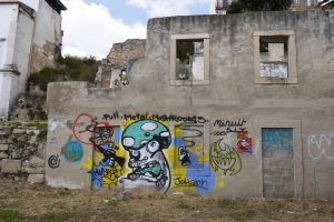Crumbling Walls, Lisbon