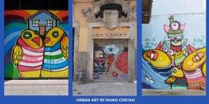 Nuno Costah Portugal Porto urban art