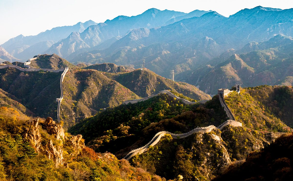 Slideshow: A Really Great Wall