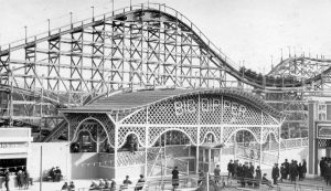 The Big Dipper - Playland at the Beach, San Francisco