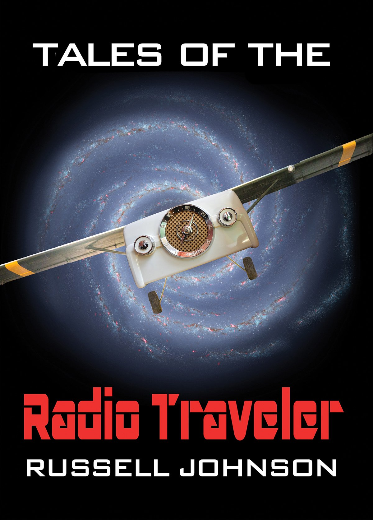 Tales of the Radio Traveler book cover