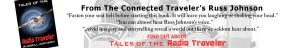 Tales of the Radio Traveler Book Banner