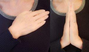 Hand Gesture Greetings