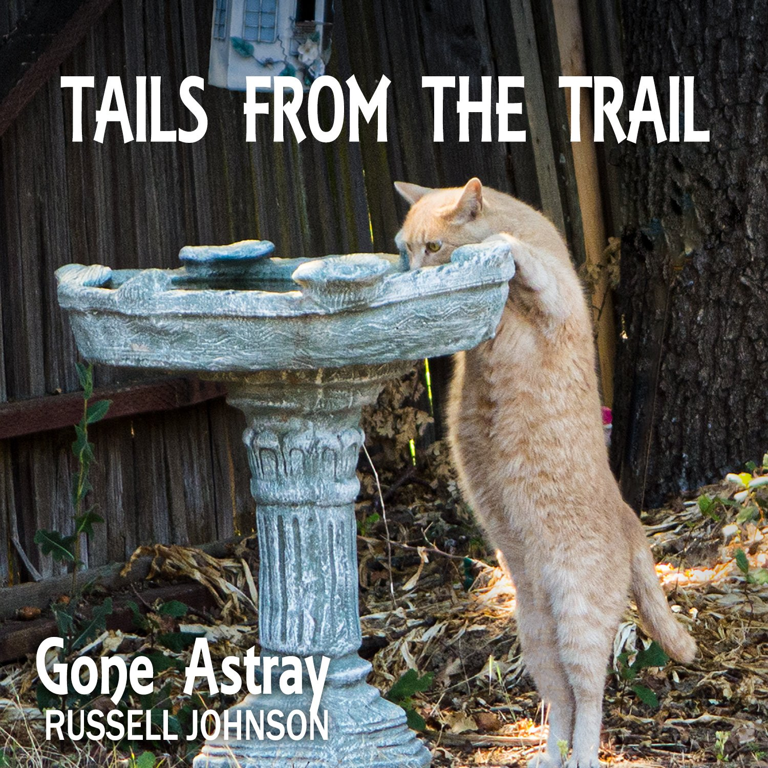 Tails From The Trail - Gone Astray Podcast