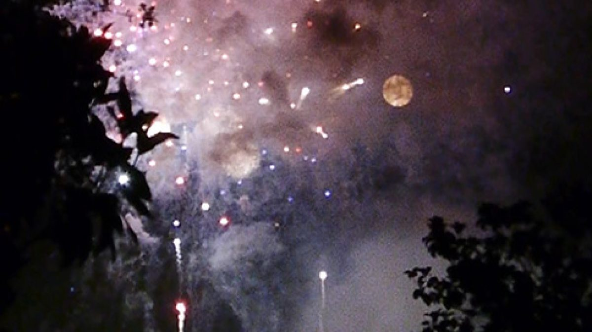 4th of July in Sonoma, CA [Video]