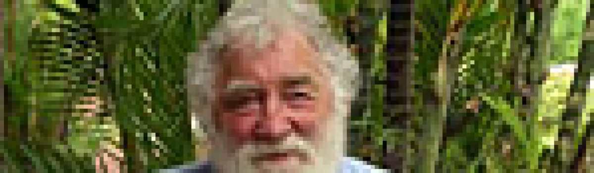Dr. David Bellamy: Flying in the Face of Convention: Audio