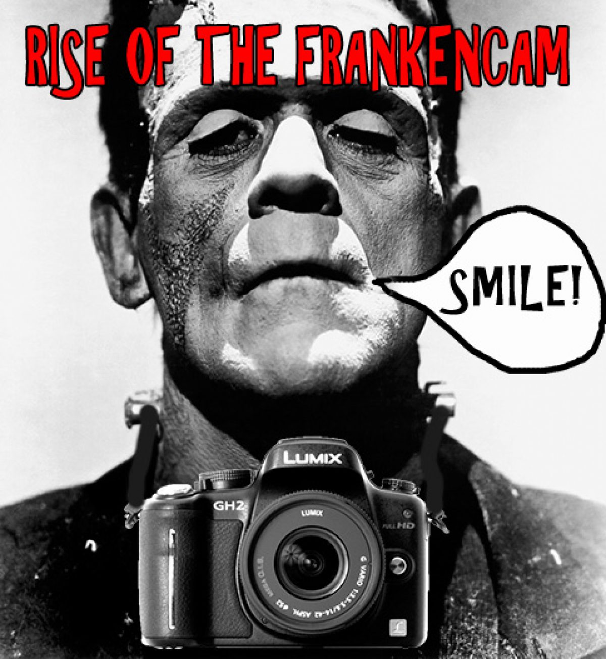 Rise of the Frankencam