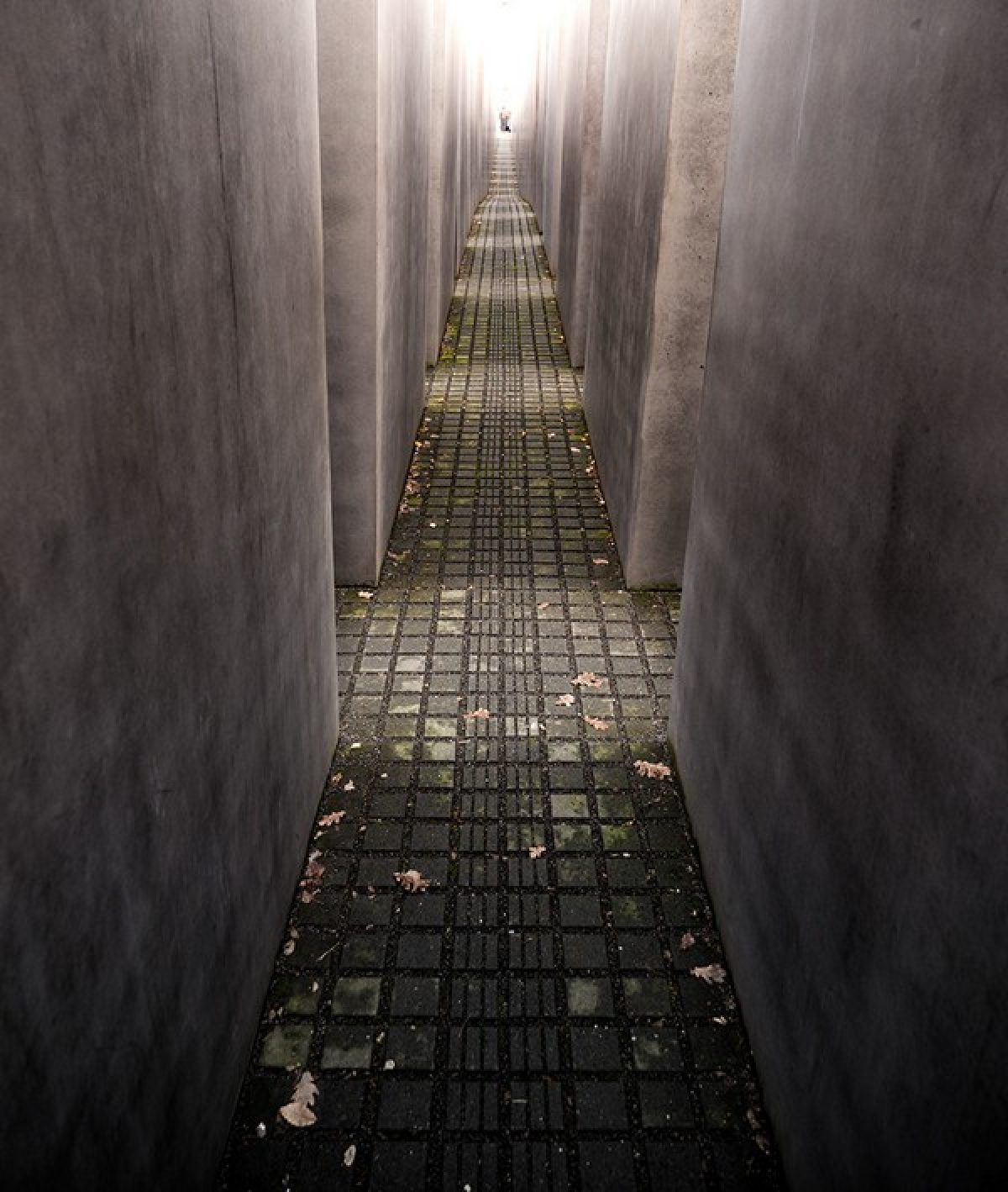A Walk Through Berlin's Holocaust Memorial – Video