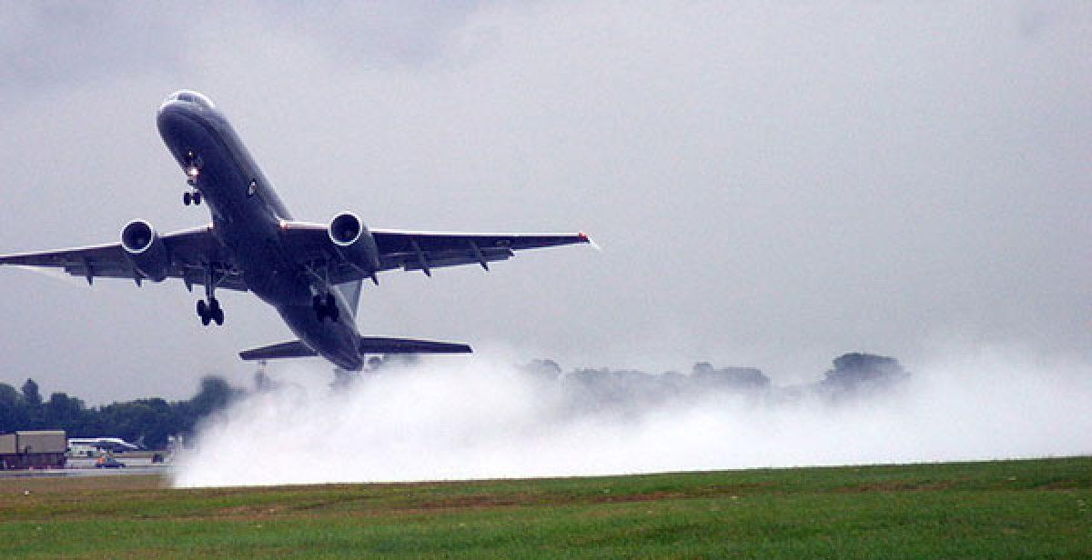 A Smokin' Airline