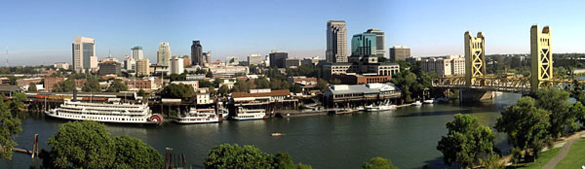 Sacramento, California: It Ain't Sacatomater Anymore