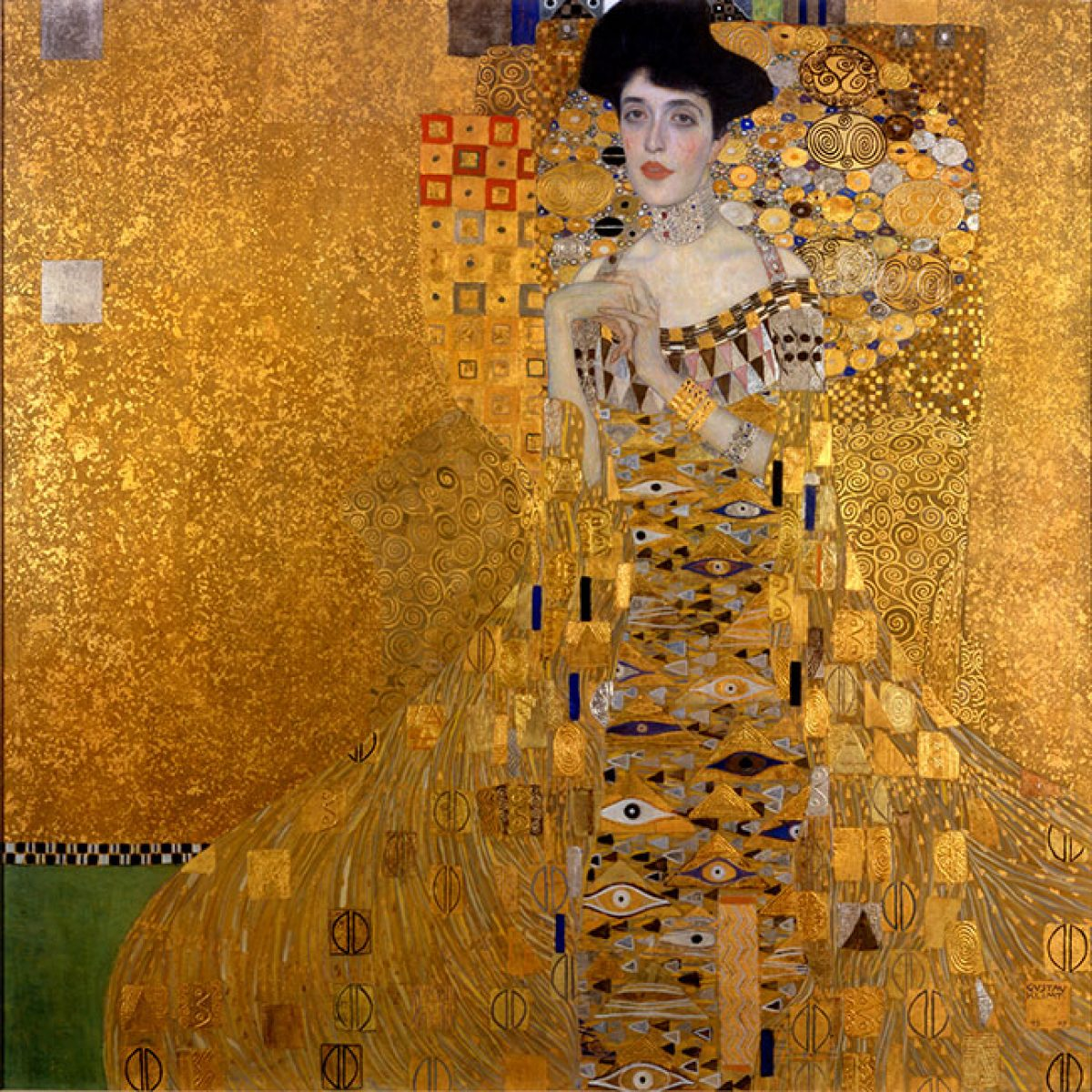 Catching up with the Woman in Gold