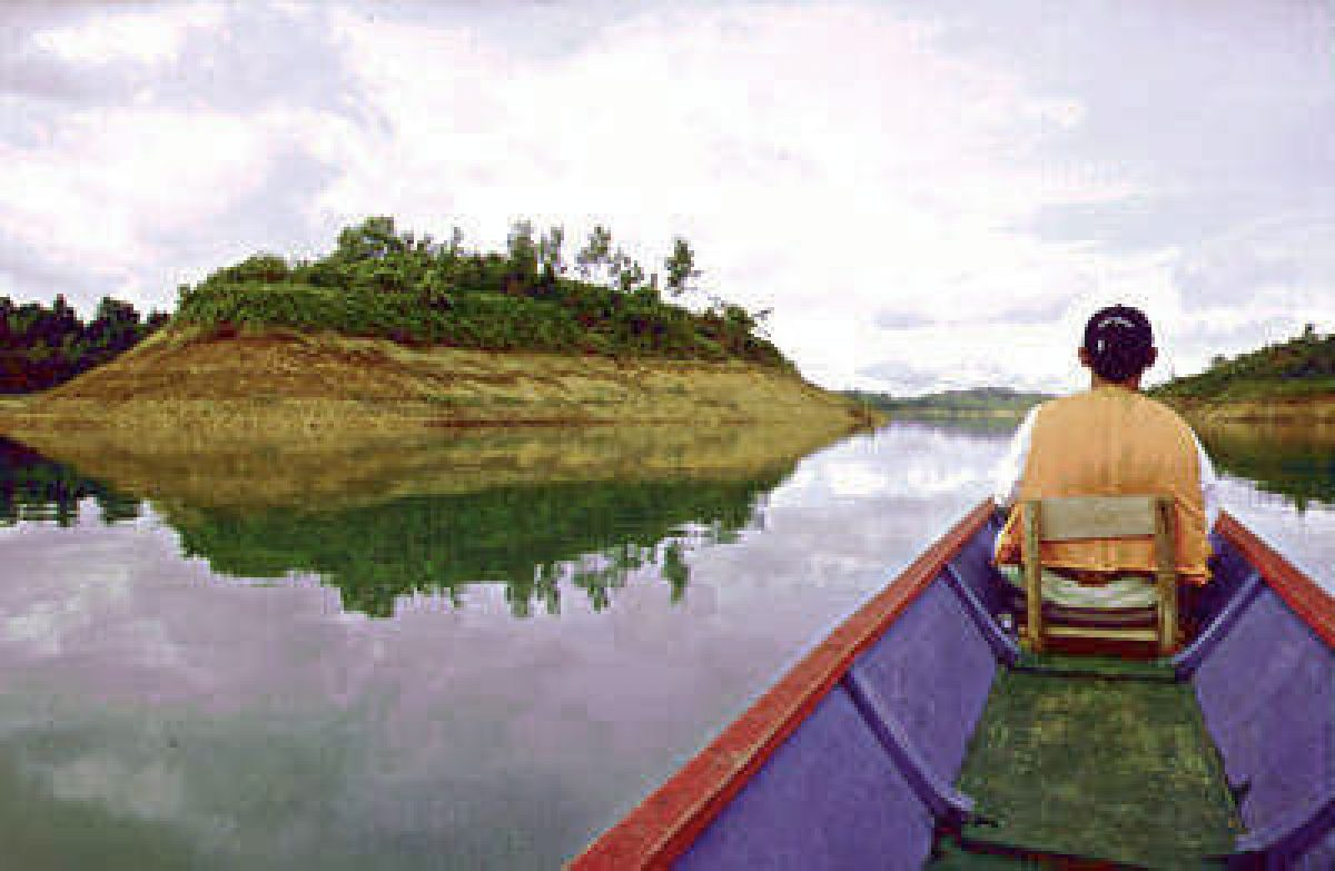 Return to Sarawak